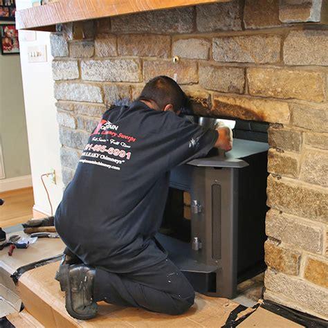 fireplace insert installation frederick md fireplace