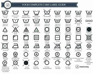 laundry care symbols explained your essential wash care With clothing label symbols