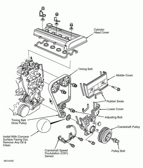 honda accord engine diagram  honda accord tail
