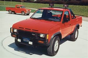 Nissan And Datsun 4x4 Pickup Spotter U2019s Guide