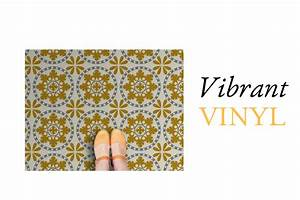 Why Moroccan Tile Print Vinyl Flooring is SO Right! - Love