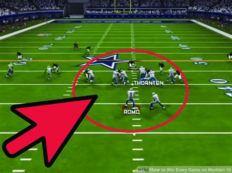 How To Win Every Game On Madden 10 9 Steps (with Pictures