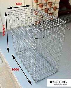 Kit A Gabion : best 25 gabion cages ideas on pinterest gabion fence ~ Premium-room.com Idées de Décoration