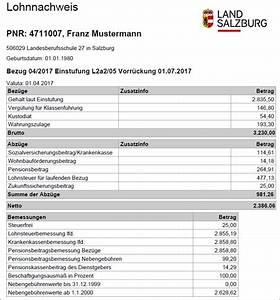 Rentenversicherungsnummer Abrechnung : lohnnachweis und pensionsbemessung ~ Themetempest.com Abrechnung