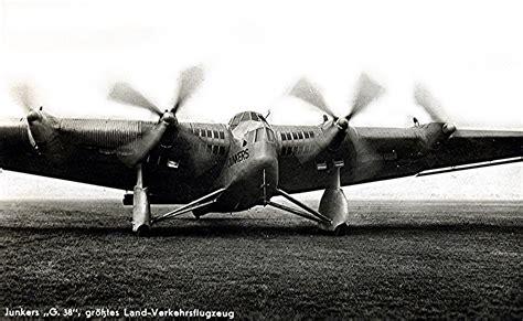 Junkers G-38 | Aircraft of World War II - WW2Aircraft.net ...
