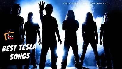 Tesla Songs Band Popular Topcount Rock Members
