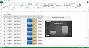 Ms Access Templates Project Management Software Testing Templates 50 Word 27 Excel