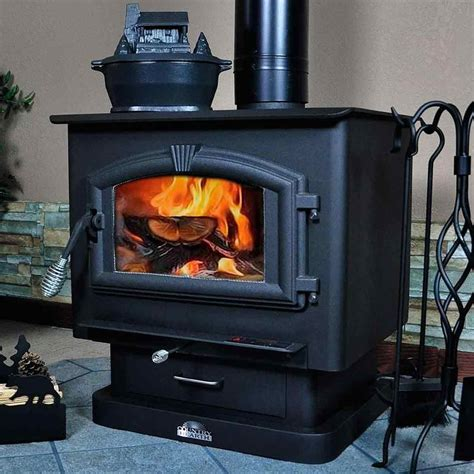 wood stove with cooktop country hearth woodburning stove 2500 northline express