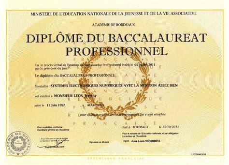 bac pro cuisine bordeaux diplômes à retirer au secrétariat actualités