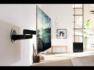 Design Wandhalterung Tv : vogels next 7355 elektrisch schwenkbare tv wandhalterung youtube ~ Sanjose-hotels-ca.com Haus und Dekorationen