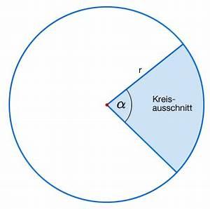 Kreis Flächeninhalt Berechnen : kreisausschnitt kreissektor mathematrix ~ Themetempest.com Abrechnung