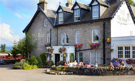 The Boat Hotel the boat hotel in boat of garten inverness shire
