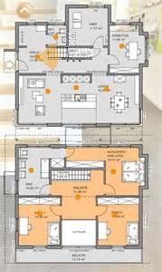 Wohnideen Raumaufteilung haus raumaufteilung planen haus planen wie viel haus muss sein