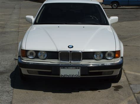 Bmw 7 Series Sedan Modification by Shharks 1990 Bmw 7 Series735i Sedan 4d Specs Photos