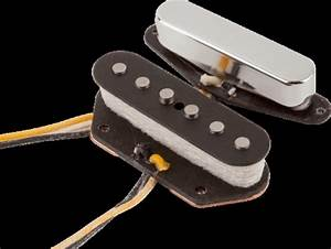 Guitars  U0026gt  Pickups  U0026gt  Fender Custom Shop Texas Special Tele
