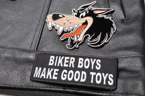 Motorcycle Patches Meaning