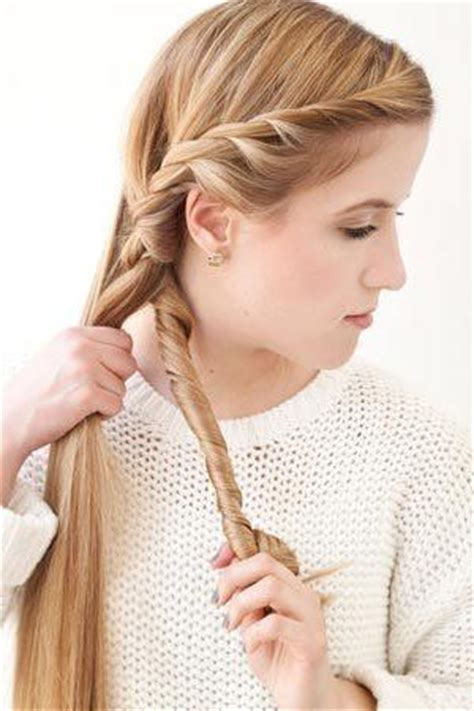 What To Do With Hair by How To Diy Simple Side Braid Hairstyle