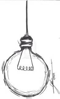 Pottery Barn Table Lamps Glass by Simple Light Bulb Drawing Lamps Ideas