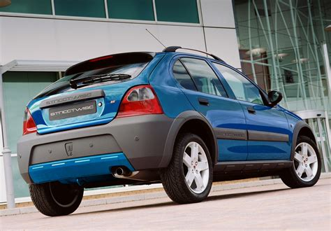 rover streetwise hatchback   features