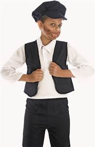Victorian Boy Costume Fancy Dress Costume Boys (Old English)