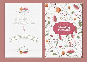 flower design invitations flowers design invitation With wedding invitation cards designs psd file