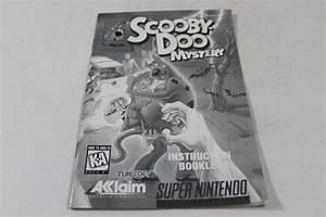 Manual - Scooby-doo Mystery