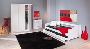Kinderbett 200 X 90 : kinderbett sofabett leonie 90 x 200 kiefer massivholz wei ~ Yasmunasinghe.com Haus und Dekorationen