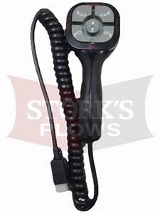 Msc09601 Boss Handheld V Plow Control Smart Touch 2