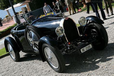 Bugatti Type 40A Grand Sport - 2006 Concorso d'Eleganza ...