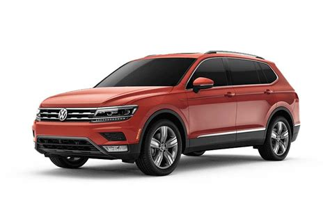 Volkswagen Tiguan Backgrounds by Everything You Need To About The 2018 Volkswagen Tiguan