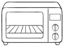 Microwave Stock Illustrations, Vectors, & Clipart – (3,097 ...