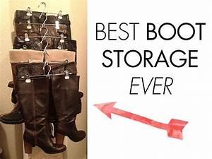 Boot, Storage