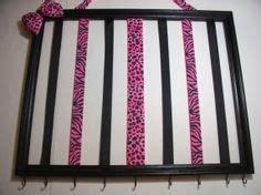 rainbow hot pink purple leopard alphabet letter kids room