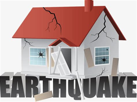 Earthquake Building Damage, Building Clipart, Earthquake, Destructive Force Png Image And