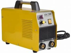 Starq Mma 200 Arc Inverter Welding Machine Price In India