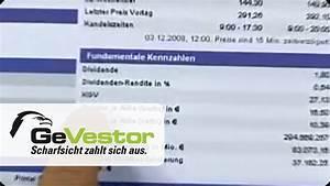 Kurs Gewinn Verhältnis Berechnen : kurs gewinn verh ltnis bei aktien einfach erkl rt youtube ~ Themetempest.com Abrechnung