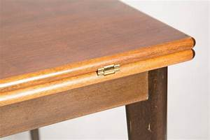 Nils Jonsson Rosewood Flip Top Extension Table For Sale At