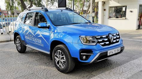 Review Renault Duster by Renault Duster Facelift 2019 Car Review Ujjwal