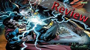 """Forever Evil #3 """"Black Adam Is F@#KED"""" REVIEW - YouTube"""