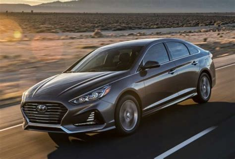 Should We Wait For The Rumored 2019 Hyundai Sonata Release