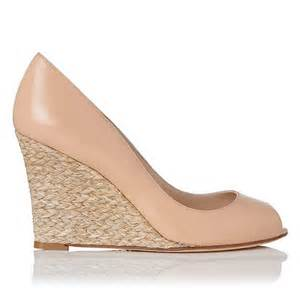 20 chic wedges for your wedding day brit co