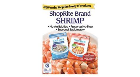 Shoprite Debuts Premium Private Brand Frozen Shrimp