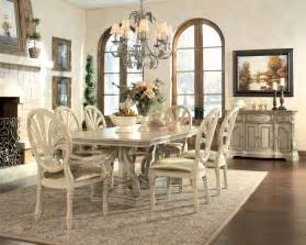 ashley ortanique d707 60 millennium dining room server feast with the beast pinterest