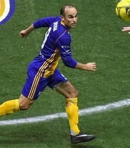Landon Donovan Indoor Soccer Highlights: An Assist For The ...  Landon