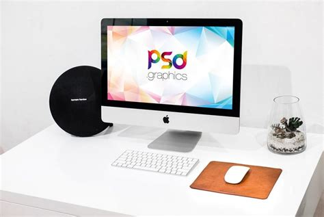 If you are looking for free computer screen mockups. Clean iMac Mockup PSD Template | PSD Graphics