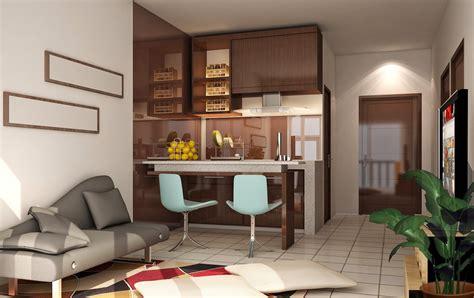 gambar konsep cantik interior desain rumah minimalis type