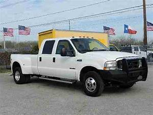 Buy Used 2002 Ford F350 4x4 Crew Cab Long Bed Dually 7 3l