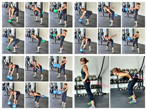 kettlebell swing glute exercise exercises kettlebells workout legs variations kb strength form glutes bell butt hip bicep lower functional moves