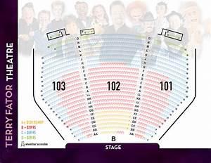 Tropicana Las Vegas Show Seating Chart Terry Fator Theatre Seating Capacity Brokeasshome Com