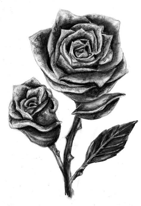 drawing roses   clip art  clip art